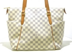 LOUIS VUITTON(ルイヴィトン)のトータリーMM ダミエ・アズール