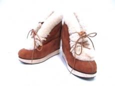 ビーストアのブーツ