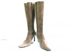 アキラオオサキのブーツ