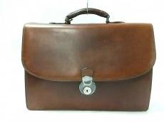 ステファノビのビジネスバッグ