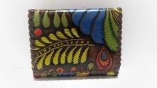 イザベラフィオーレの3つ折り財布