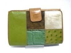 ミオ・ミラノの2つ折り財布