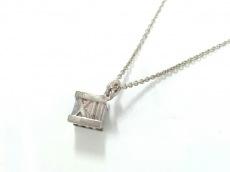 pretty nice 20a63 07a1a TIFFANY&Co.(ティファニー) ネックレス - シルバー 雪の結晶 ...