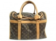 LOUIS VUITTON(ルイヴィトン)のサック・シャスールのボストンバッグ