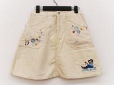 エンジェルブルーのスカート