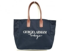 GIORGIOARMANI(ジョルジオアルマーニ)のトートバッグ