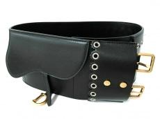 ディオール/クリスチャンディオールのサドル バッグ ベルト