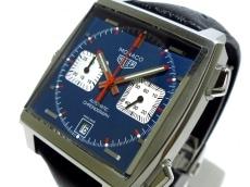 TAG Heuer(タグホイヤー) モナコ キャリバー11/CAW211P.FC6356 腕時計 買取実績