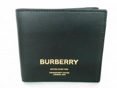 Burberry(バーバリー)ホースフェリープリント レザー インターナショナル バイフォールドウォレット 買取実績