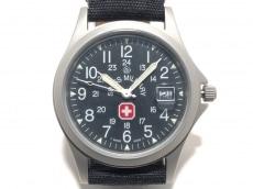 スイスミリタリーの腕時計