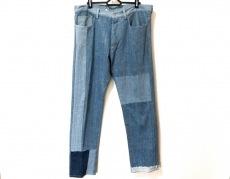 メゾンフラネウールのジーンズ