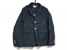 THOM BROWNE(トムブラウン)のWaxed Cotton Packable Jacket