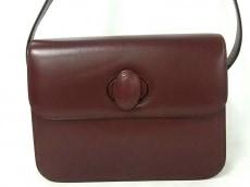 premium selection bc26c 46952 Cartier(カルティエ) ショルダーバッグ の買取実績【ブランディア】