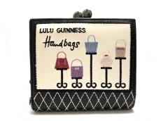 LULUGUINNESS(ルルギネス)のWホック財布
