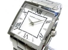 huge selection of e79cf 4ec22 HAMILTON(ハミルトン) 腕時計 の買取実績【ブランディア】