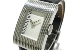 BOUCHERON(ブシュロン) リフレ/レディース/エナメル革ベルト 腕時計 買取実績