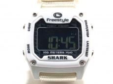フリースタイルの腕時計