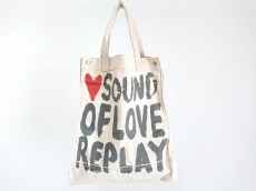 Replay(リプレイ)のトートバッグ