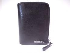 ディーゼルの2つ折り財布