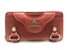 バーバリーブルーレーベルの長財布
