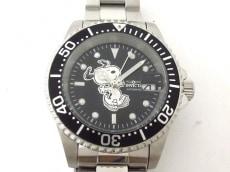 インヴィクタの腕時計