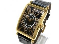 FRANCK MULLER(フランクミュラー) ロングアイランドレリーフ/902QZREL 腕時計 買取実績