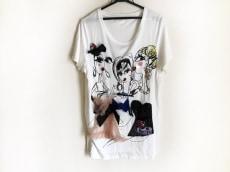 エイチアンドエム×ランバンのTシャツ
