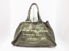 MARC BY MARC JACOBS(マークバイマークジェイコブス)のニュースタンダード サプライ トートのトートバッグ