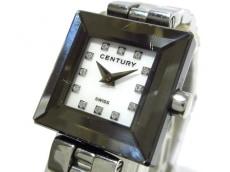 センチュリーの腕時計