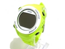 エプソンのWristable GPS