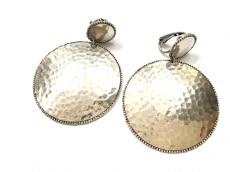 AGATHA(アガタ) イヤリング美品  金属素材 シルバー