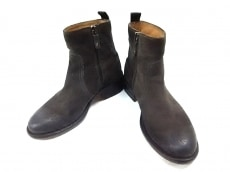 サルトリゴールドのブーツ