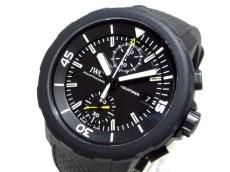IWC(アイダブリューシー) アクアタイマークロノガラパゴスアイランド/IW379502 腕時計 買取実績