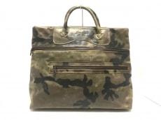 ジャスエムビーのボストンバッグ