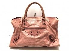 BALENCIAGA(バレンシアガ)のエディターズバッグザワークのハンドバッグ