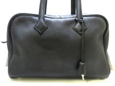 HERMES(エルメス)のヴィクトリア35のハンドバッグ