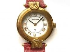 ブッフェラーの腕時計