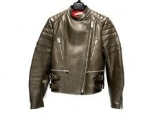 セリーヌのバイカージャケット