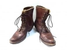 ハソーンブーツのブーツ