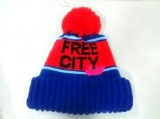 フリーシティーの帽子