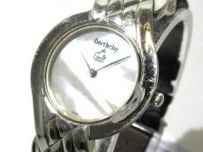 グラフの腕時計