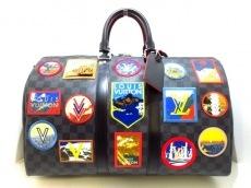LOUIS VUITTON(ルイヴィトン)のキーポル・バンドリエール 45のボストンバッグ