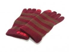 マークバイマークジェイコブスの手袋