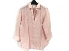 ニジュウサンク チュニック サイズ40 M レディース美品  ピンク
