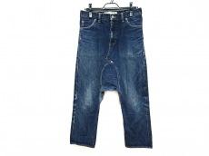 ガンリュウのジーンズ