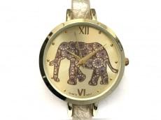 フランチェスカの腕時計