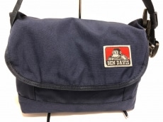 ベンデイビスのショルダーバッグ