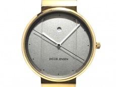 ヤコブイェンセンの腕時計