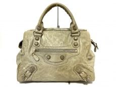 BALENCIAGA(バレンシアガ)のエディターズバッグ ザ ジャイアントミッドデイのハンドバッグ