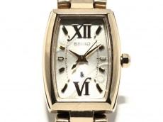 SEIKO(セイコー) 腕時計 ルキア V117-0CD0 レディース シルバー